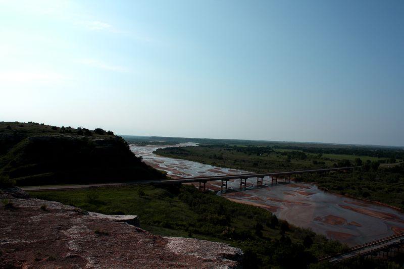 Cimarron River Bluffs 2