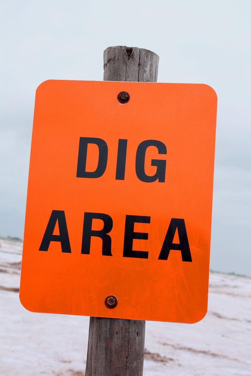 Dig Area