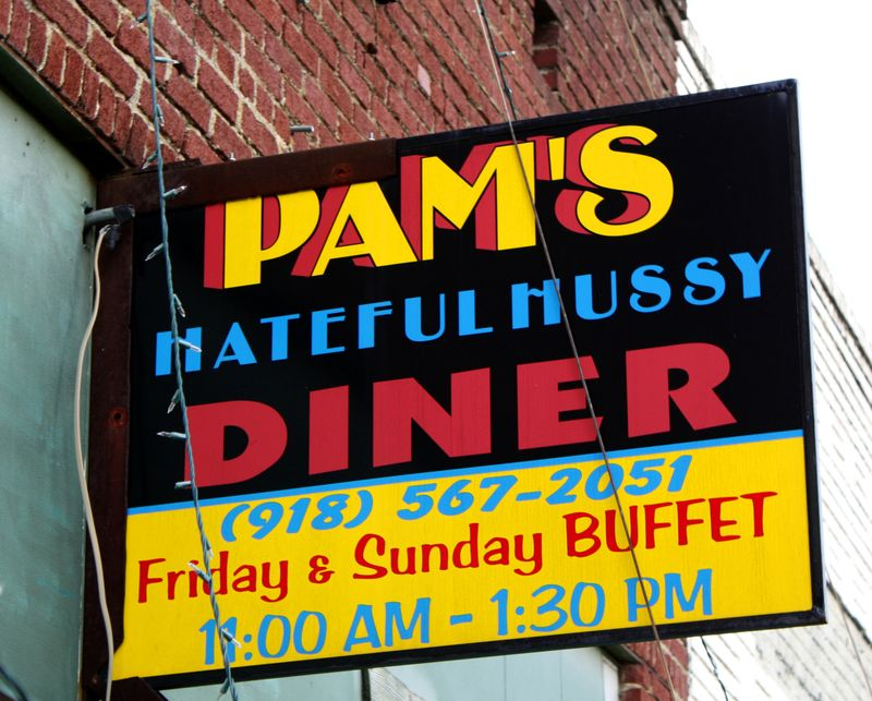 Hateful Hussy Diner 1