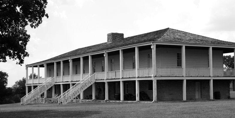 Fort Washita Barracks Pt2