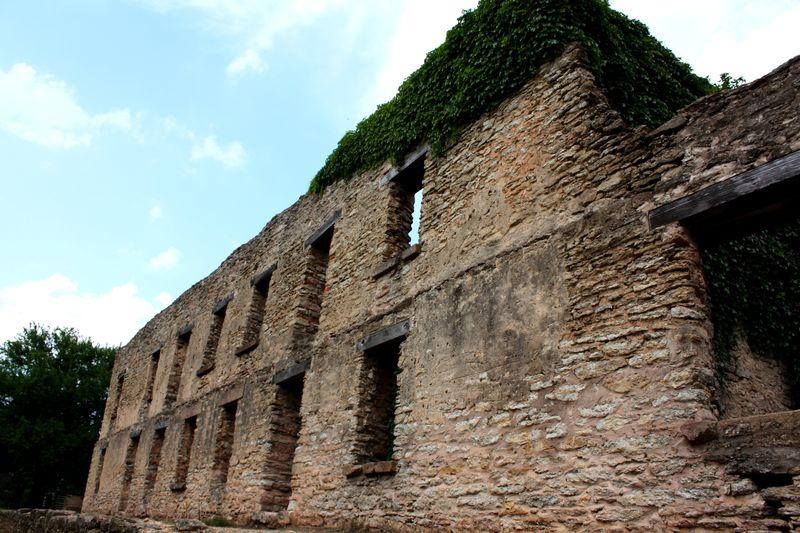 Old Barracks part 2