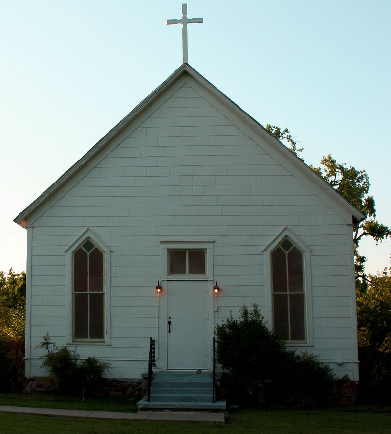 Redbud Chapel