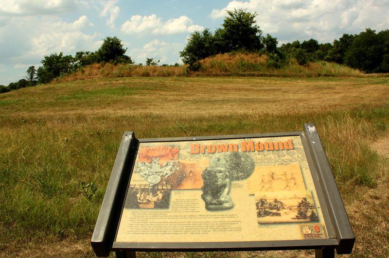 Brown Mound