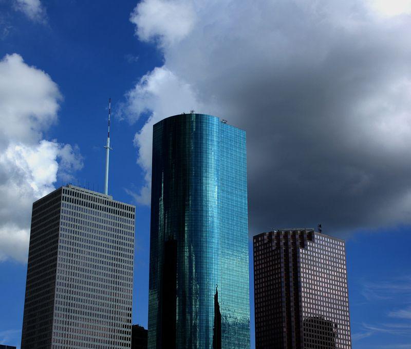 Clouds Meet Houston