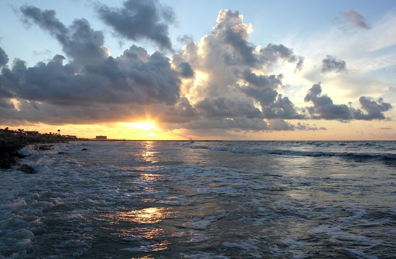 Beach Sunrise 3