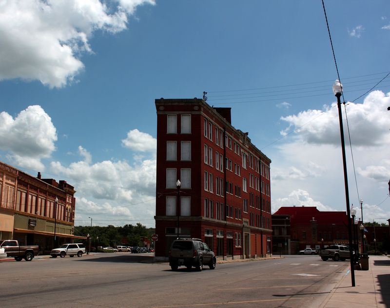 Pawhuska Triangle Building