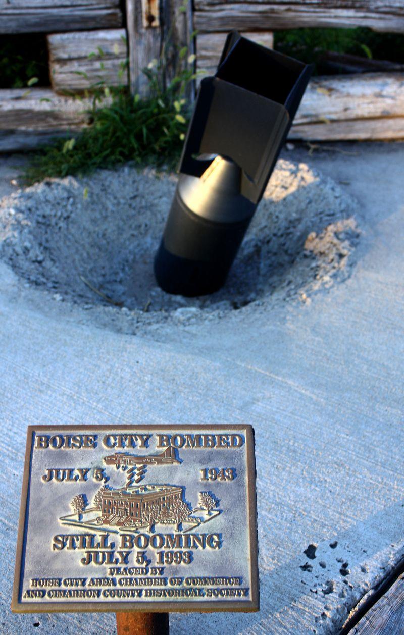 Boise City Bomb