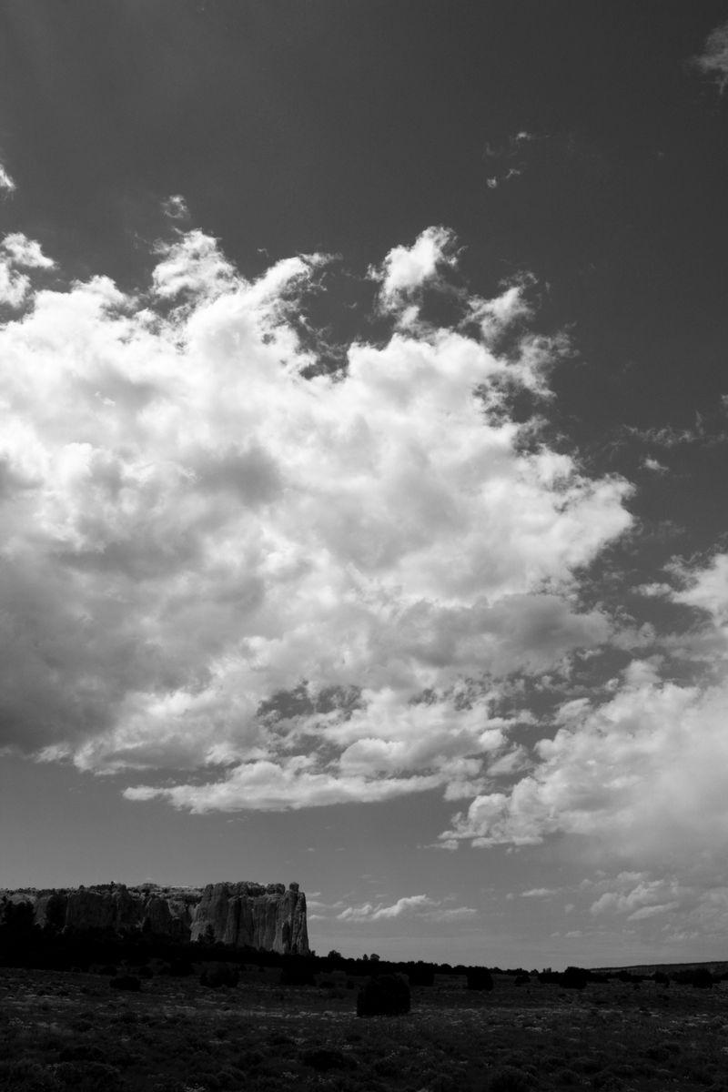 El Morro Clouds