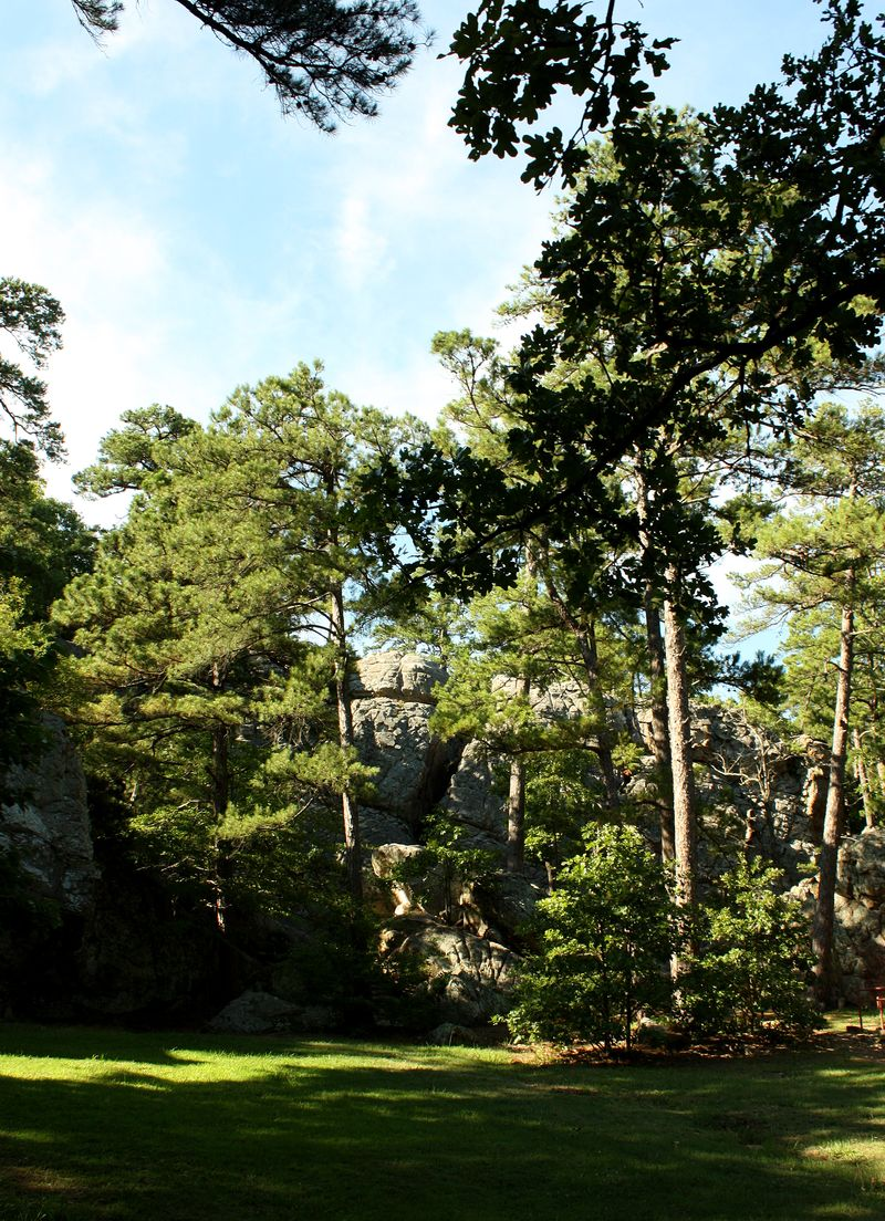 Robbers Cave 2