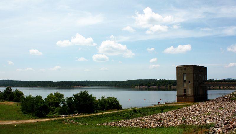 Wister Lake 4