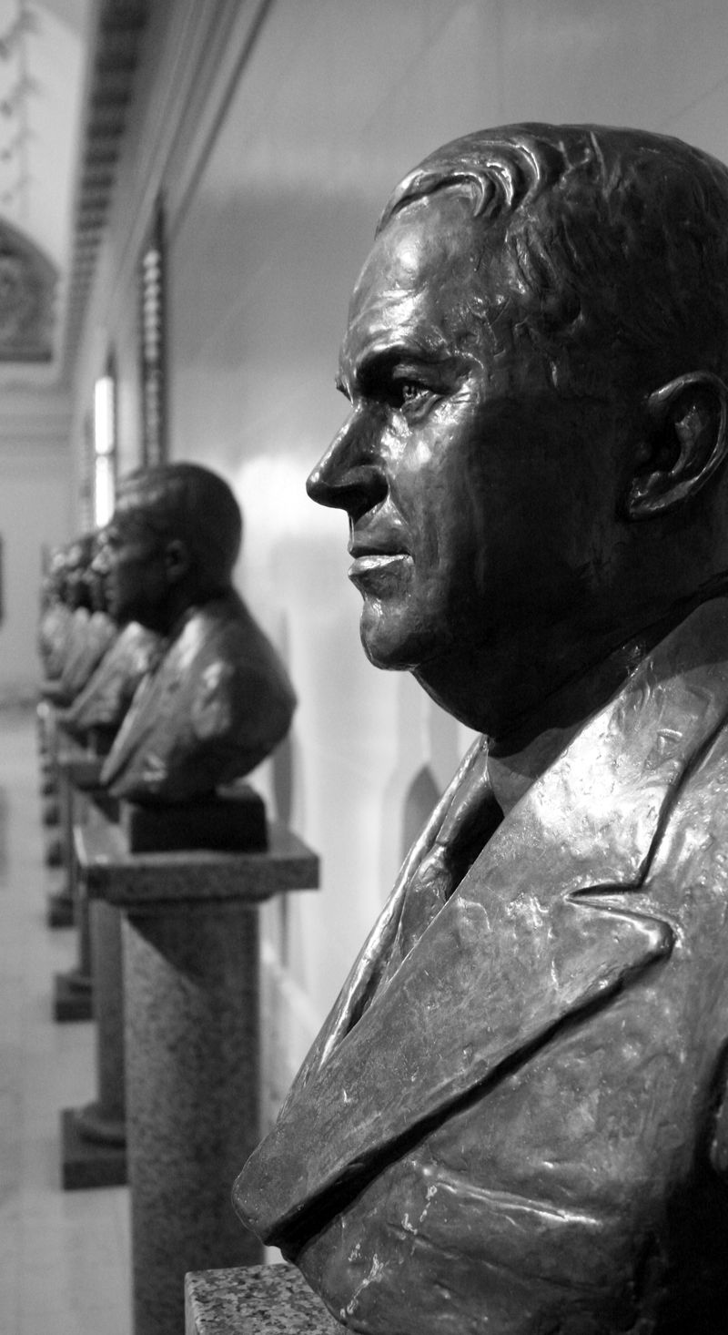 Governor Statues
