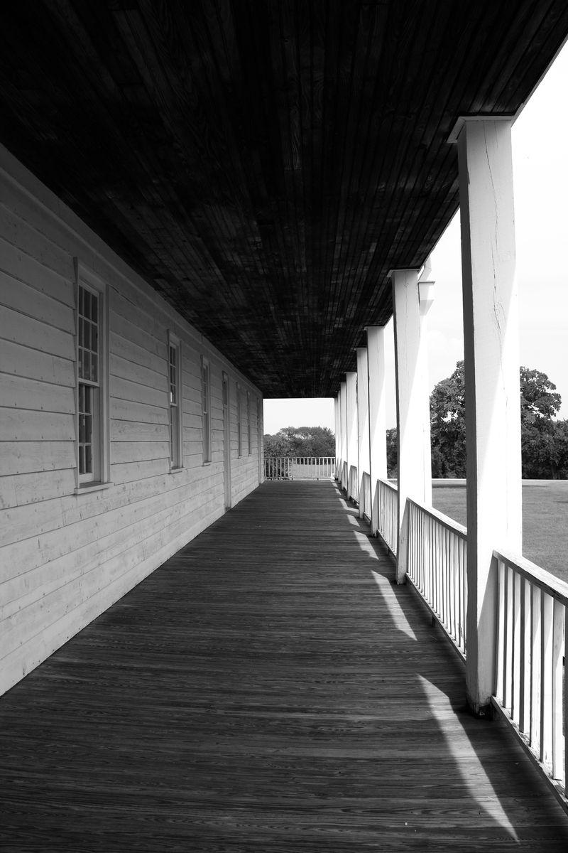 Fort Washita Barracks