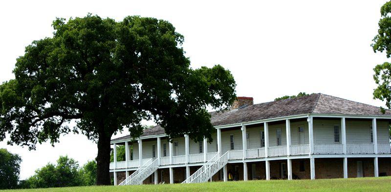 Fort Washita Building