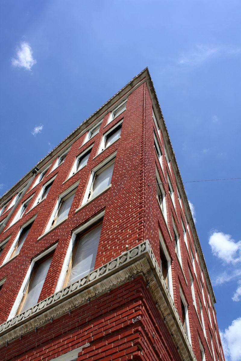 Pawhuska Triangle Building 2