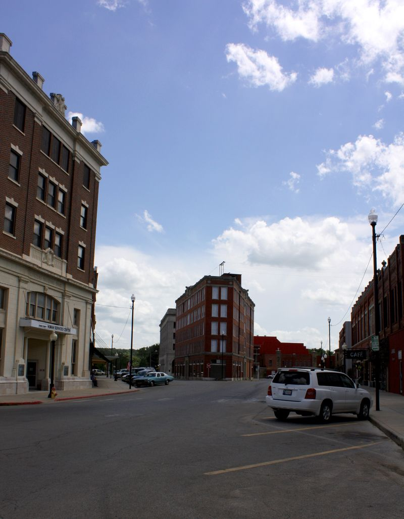 Pawhuska Triangle Building 3