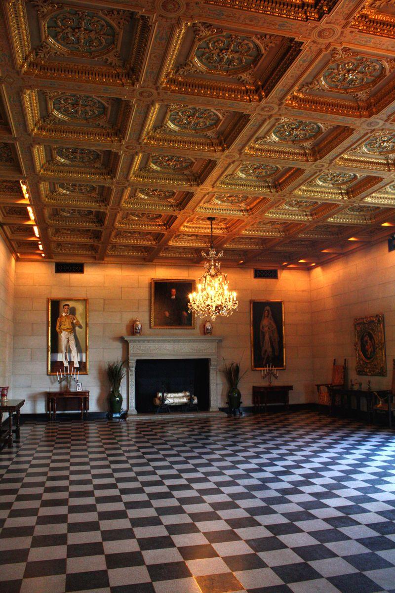 Marland Mansion 1