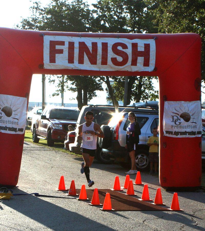 The Winner Roughneck Run