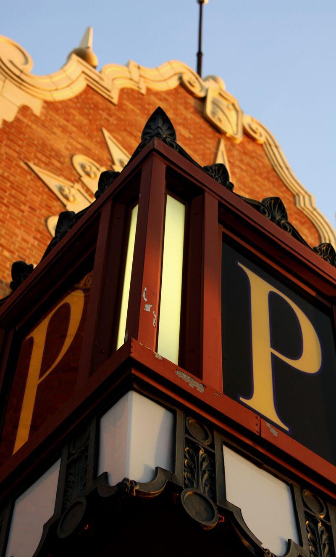 Ponca City Theater p
