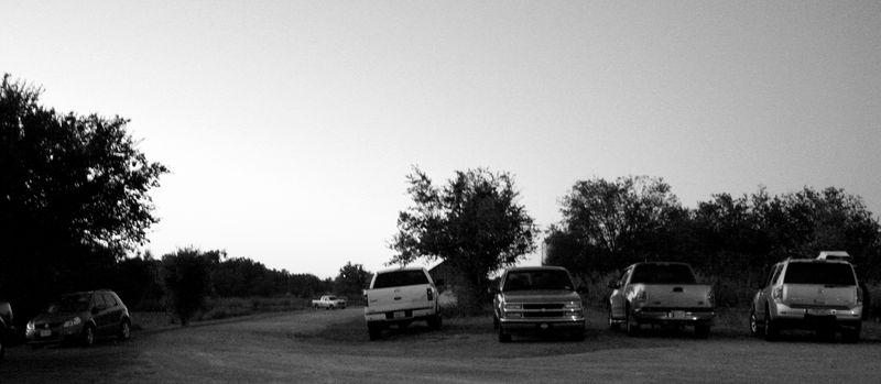 Dry Beaver Parking lot