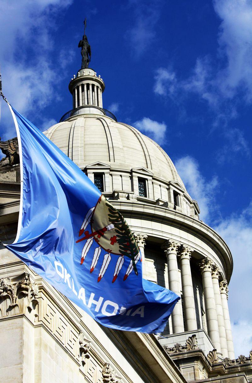 Oklahoma Capitol 2