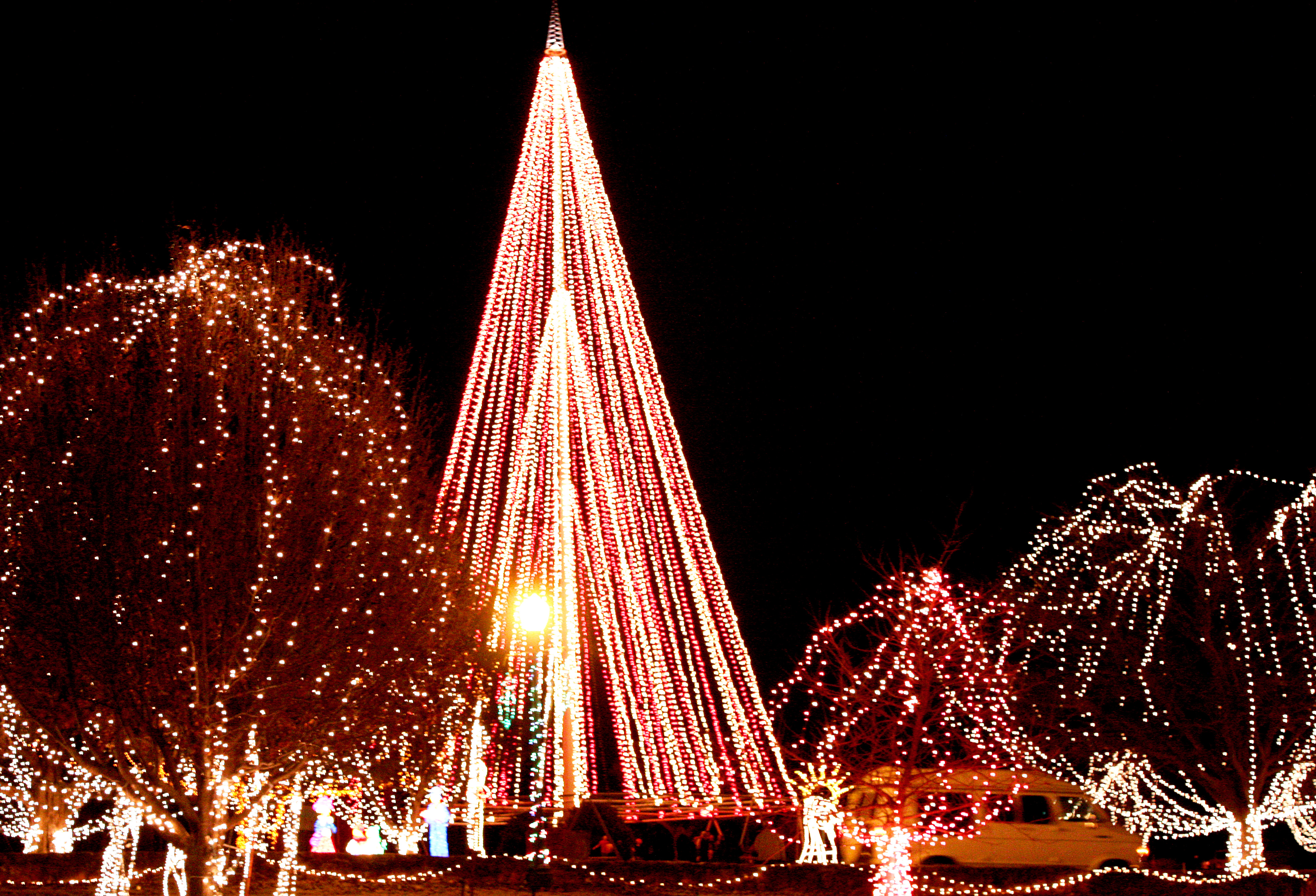 november edit festival of lights 4 - Chickasha Christmas Lights