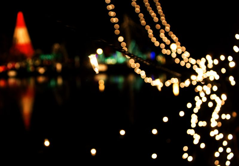 One Light Bokeh