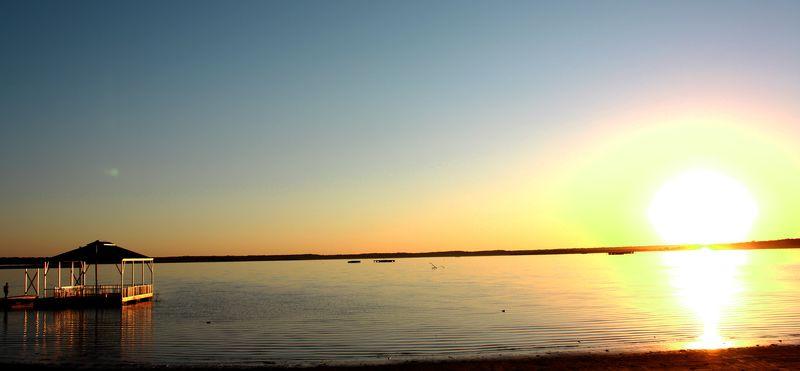 Sunset in Tish area 22