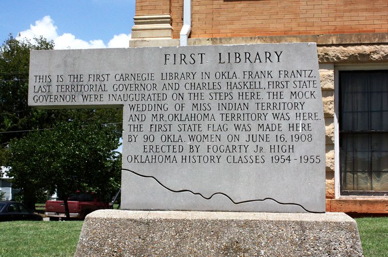 First Carnegie Library