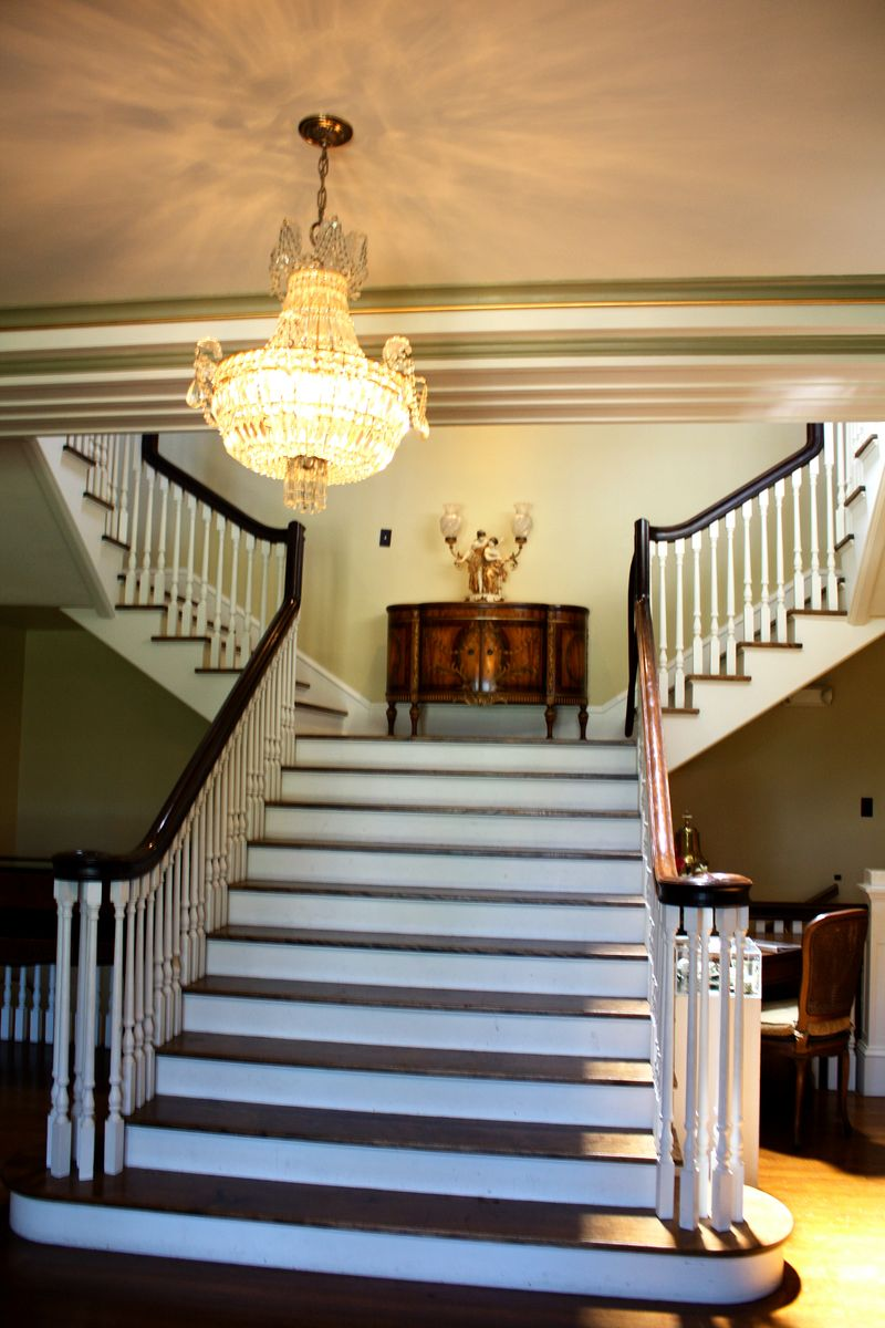 Stairwell Marland Grand Home