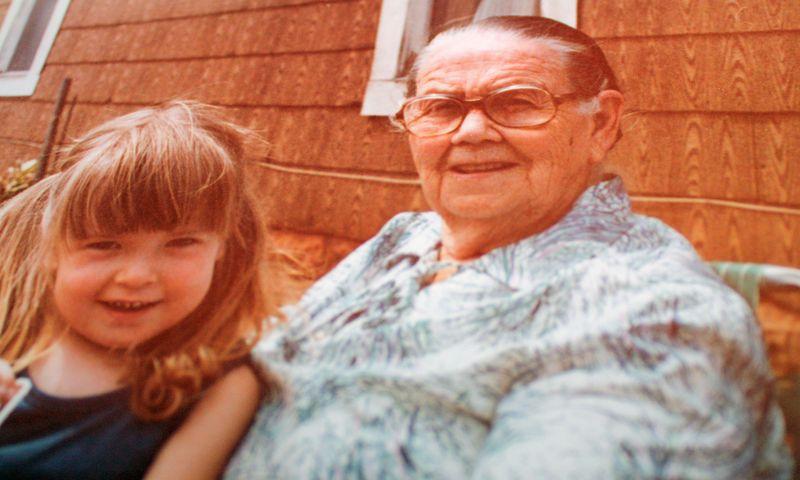 Grandma Sharp and Me