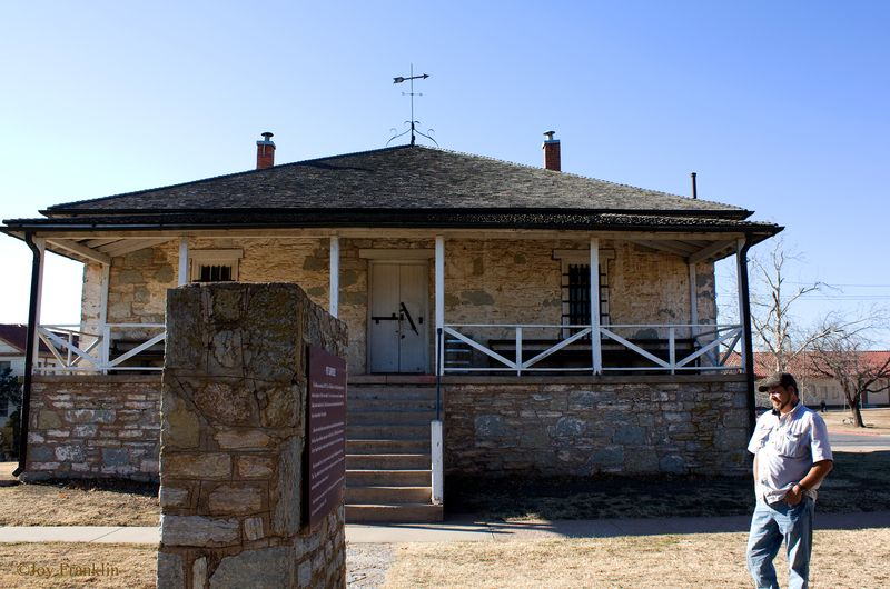 Ft Sill Guardhouse