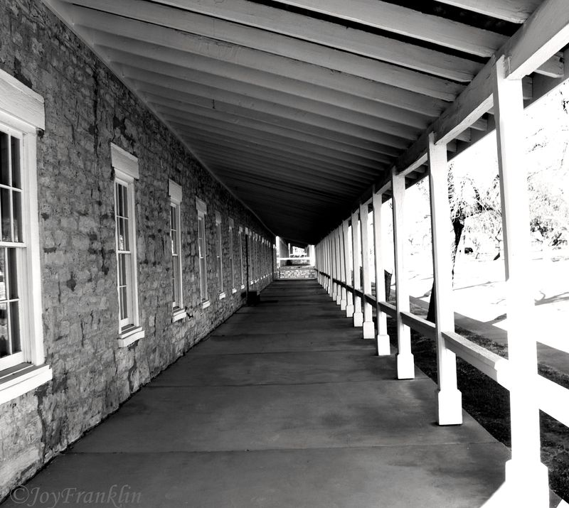 Old Fort Sill