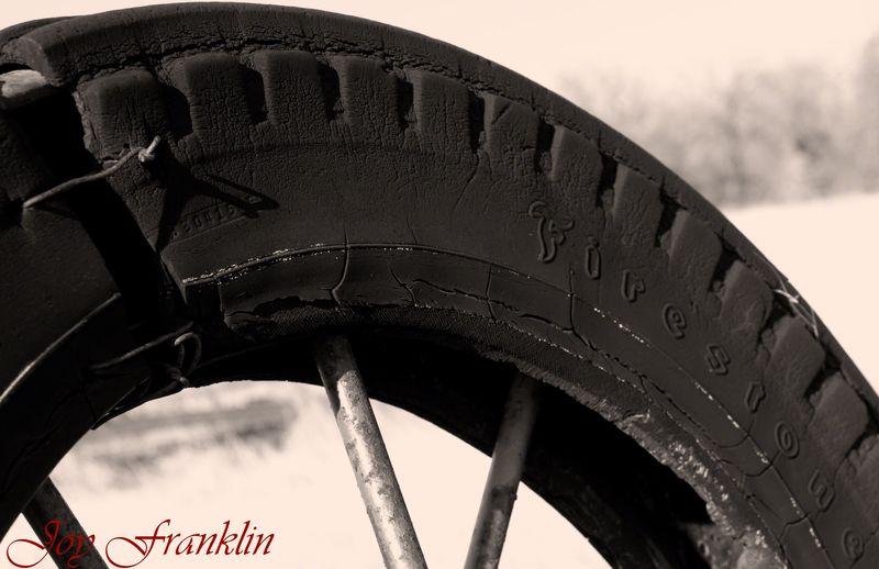 Old School Tire Repair