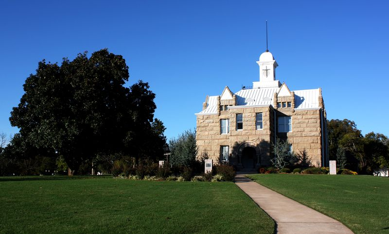 Chickasaw Capitol