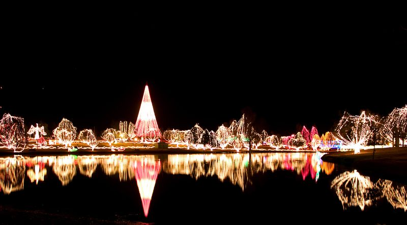 Festival of Lights on the Pond