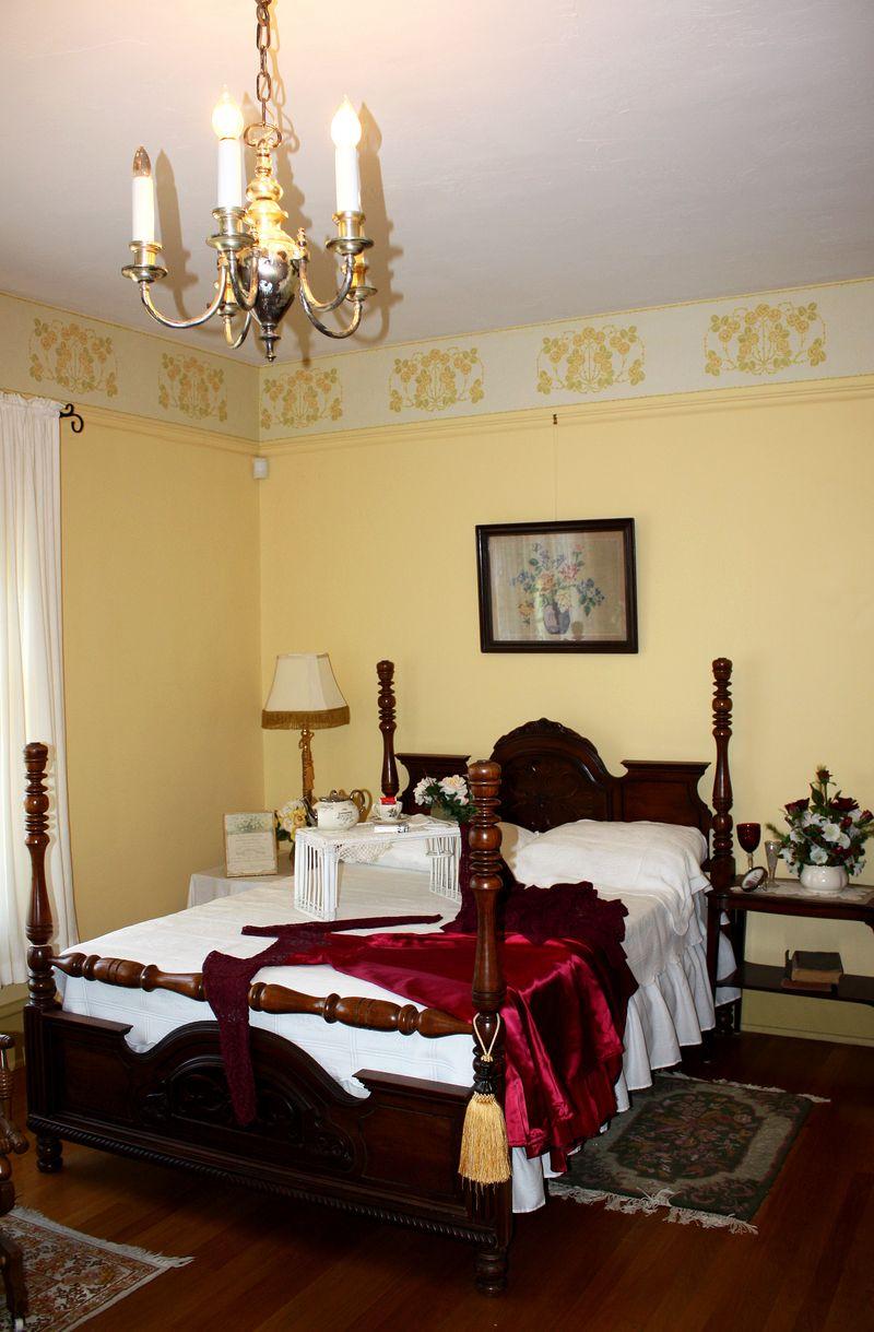 Bedroom Marlands Grand Home
