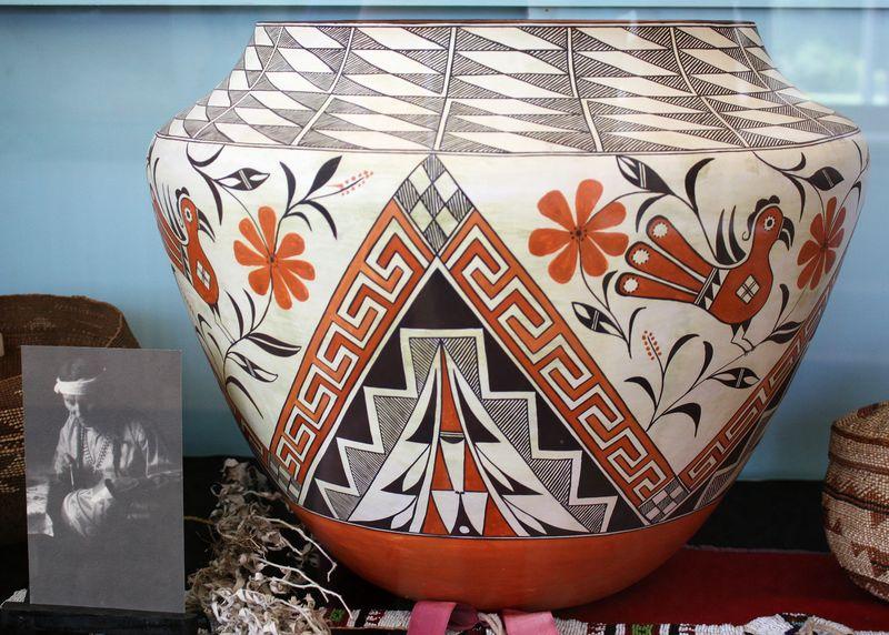 Hopi Pottery Marland Grand Home