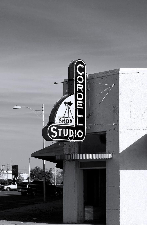 Cordell Studio BW Filter