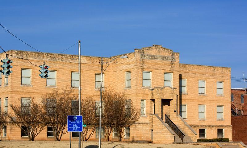 Duncan Old Hospital