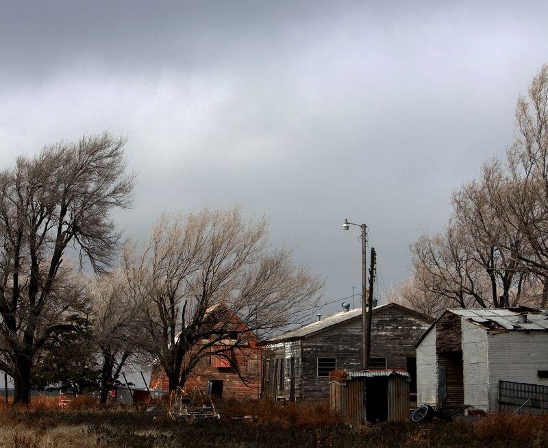 Abandoned Family Farm