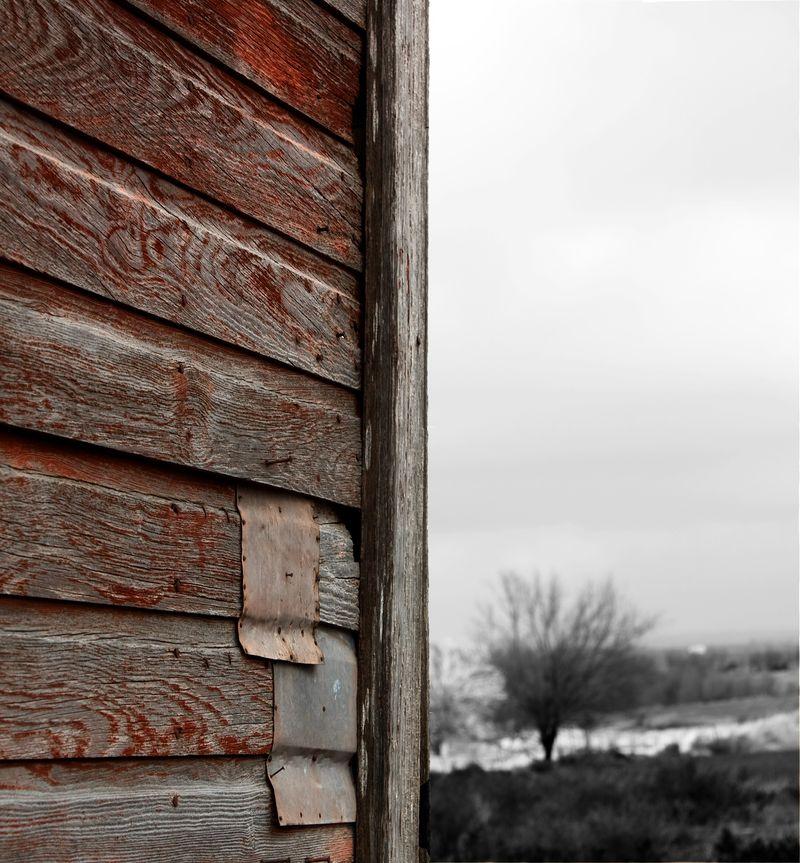 Barn Near Putnam