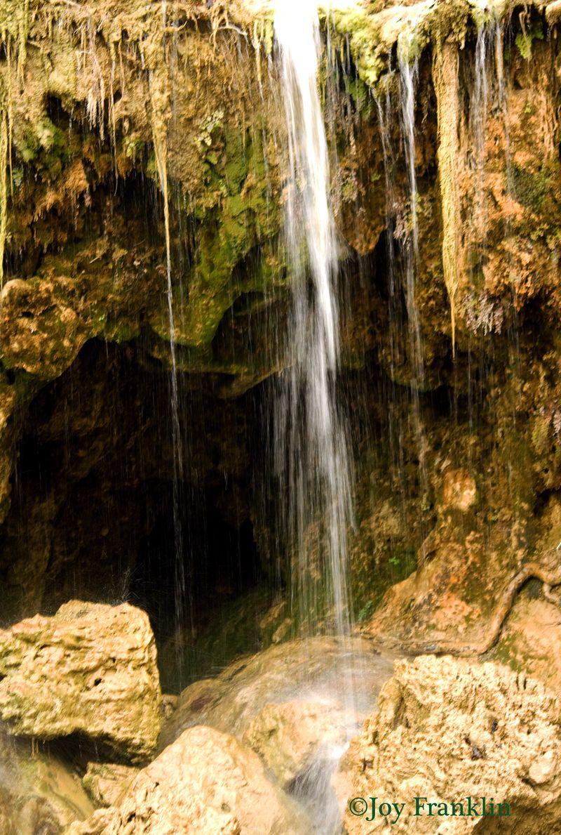 Davis Oklahoma Turner Falls