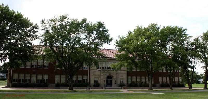Monroe School Topeka KS Brown vs Board DM