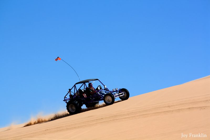 Riding the Dunes