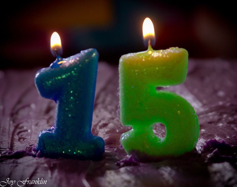 15 candles (1 of 1)