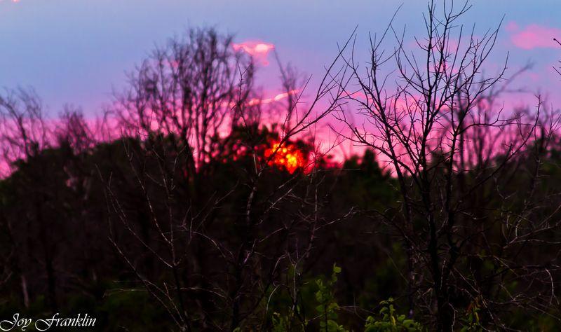 Sunset Frustration (1 of 1)