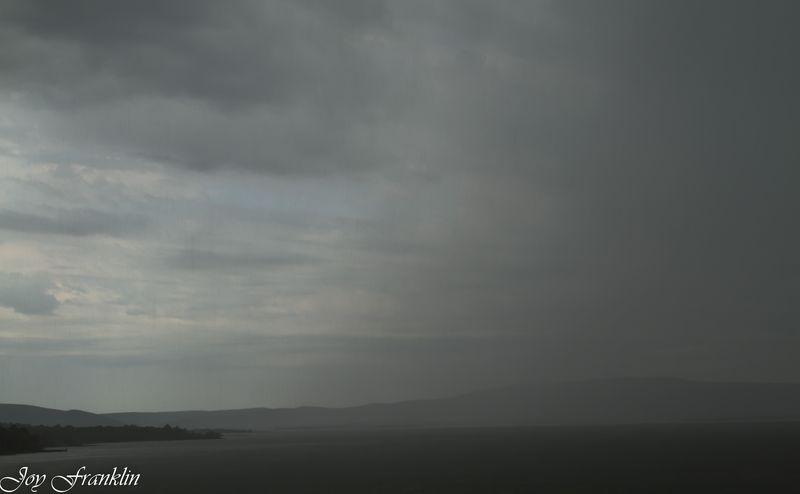 Rainy Sardis Lake (1 of 1)