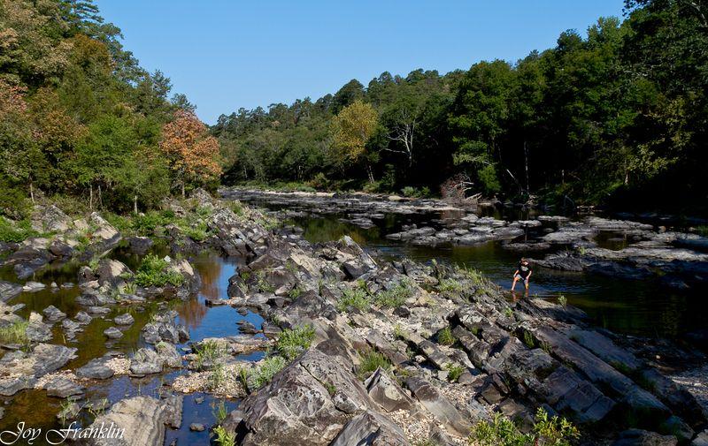Cossatot Falls Howard County Arkansas (1 of 1)