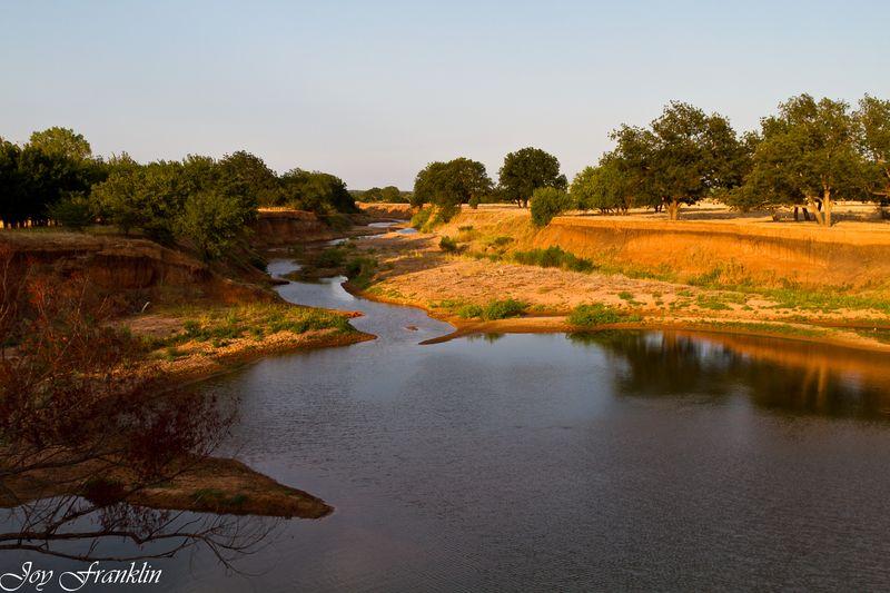 Wildhorse Creek near Ft. Arbuckle-254