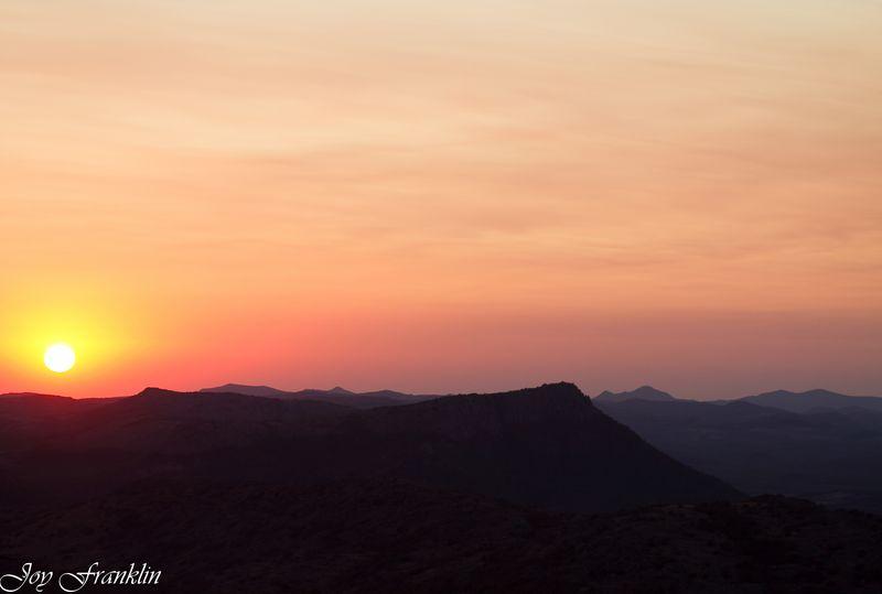 A Beautiful Sunset (1 of 1)